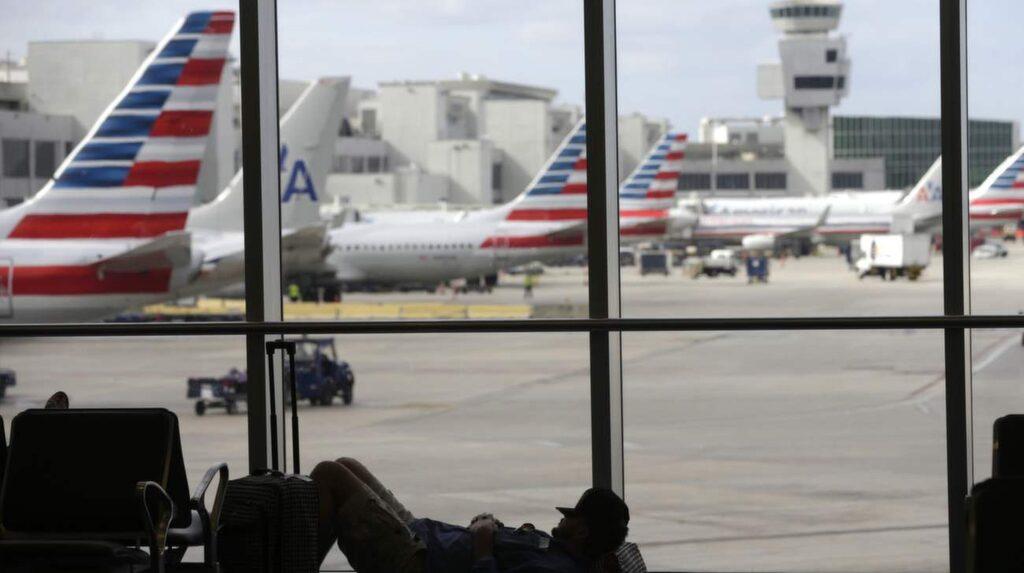 <p>Ca 3000 flygresor har Liu Yiqian tjänat in på sitt American Expresskort.</p>