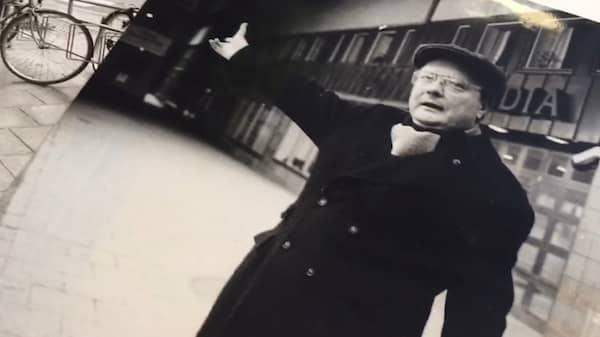Mordade diplomat i sverige blir staty