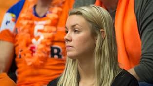 Hanna Fogelström och Sabina Jacobsen under EM 2014. Foto  BILDBYRÅN. Foto   TT NYHETSBYRÅN c0f6508d7042f