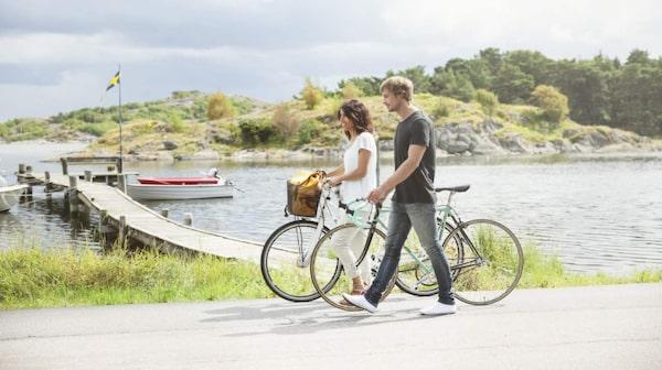 Styrsö är en ö med skönt avslappnad atmosfär