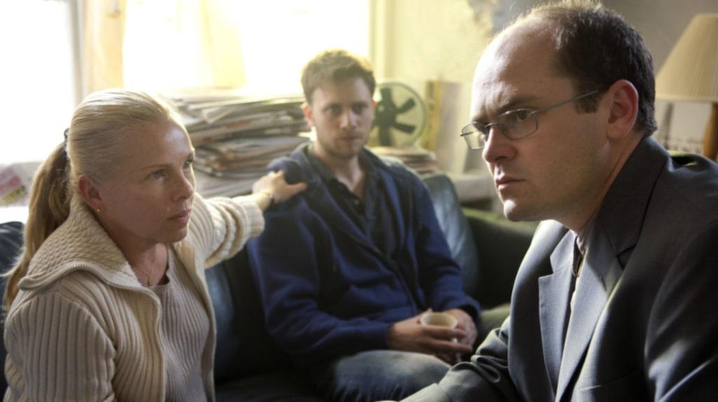 """Görel Crona var med i miniserien """"Drottningoffret""""."""