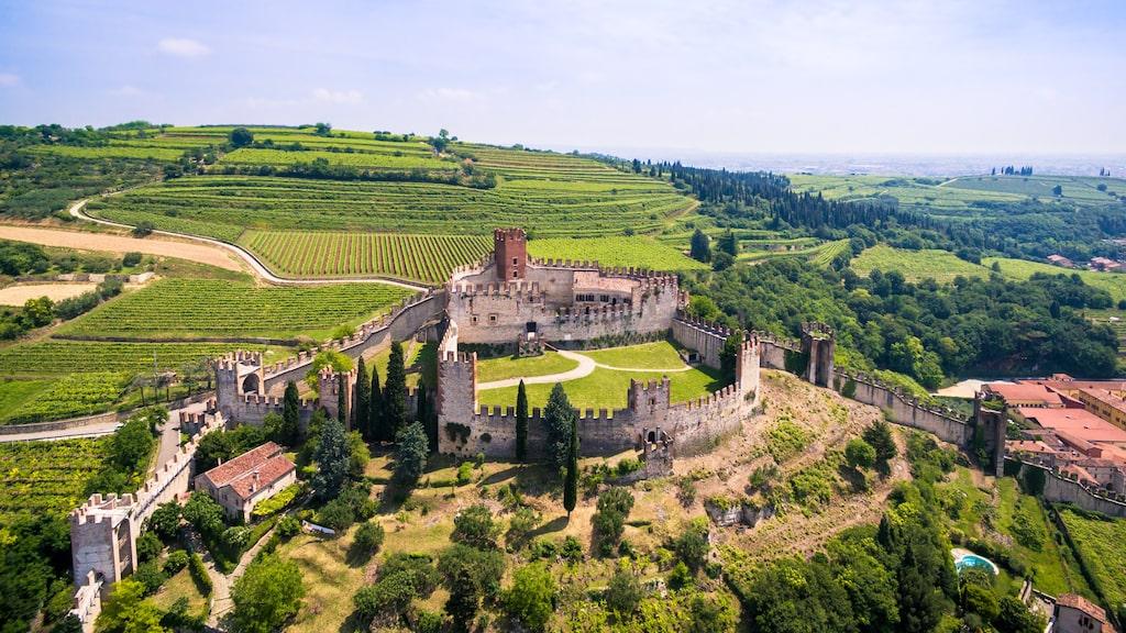 Jordmån och klimat i Soave skapar nästintill perfekta förutsättningar för att göra viner av hög kvalitet.
