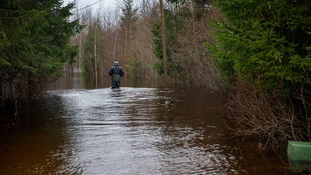 SMHI:s extremlarm: 11 stora vattenvarningar