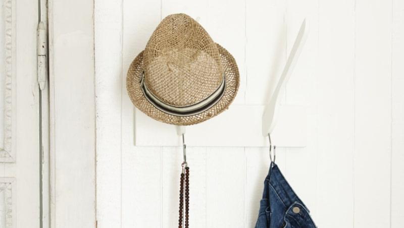 <p>... så blir hängaren blir ett stilrent och användbart inslag på väggen!<br></p>