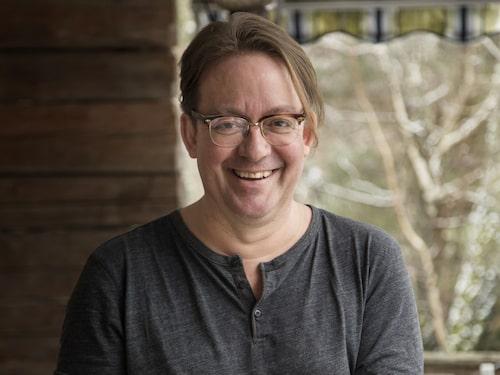 Jens Linder är kock och journalist med ett stort vinintresse.