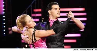 Kelly och val dans med stjärnorna dating