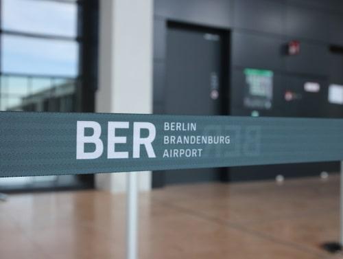 Bygget av Berlin Brandenburg Airport har kantats av förseningar.
