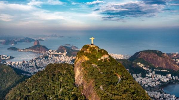 Det är inte farligt att resa till Brasilien på grund av zika.