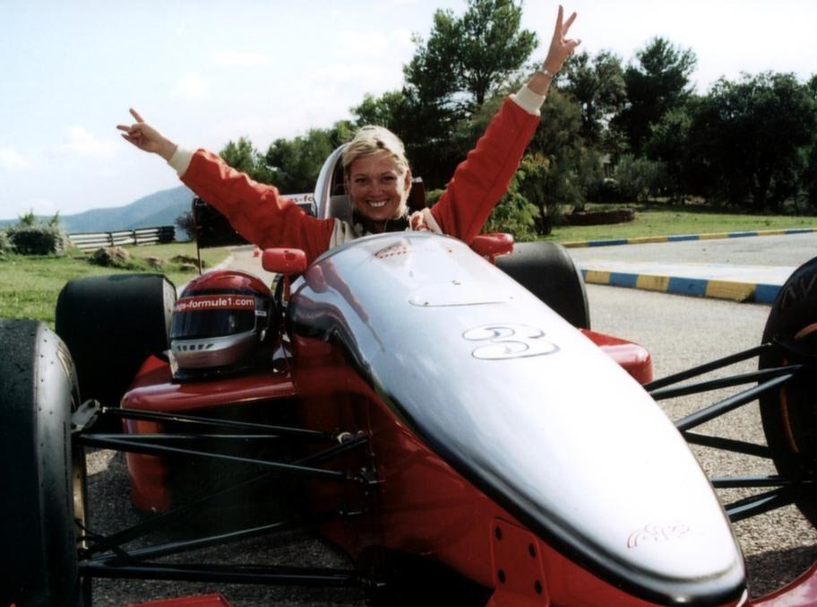 Dyrt med F1 - men ett minne för livet.