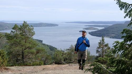 Mjälton, Sveriges högsta ö, hittar man sju mil norr om Härnösand.