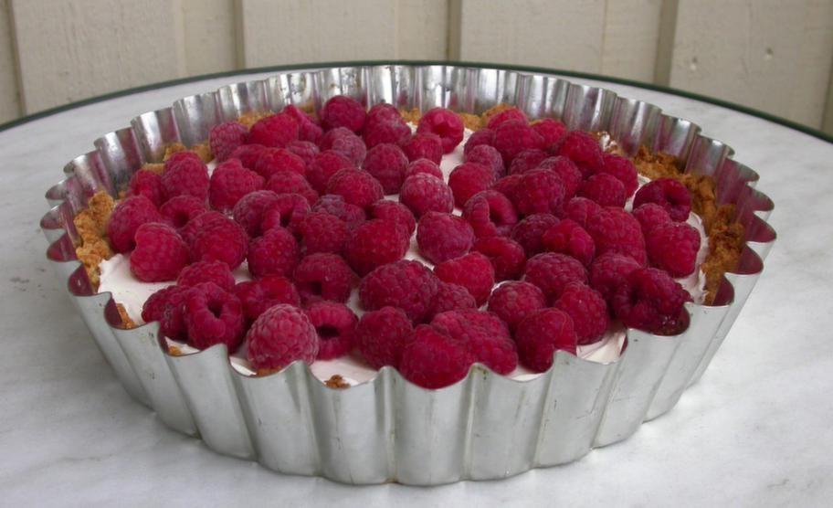 Hallon<br>Serveringstips: Ät dem som de är, gör en hallonpaj eller gör en smoothie med hallon.