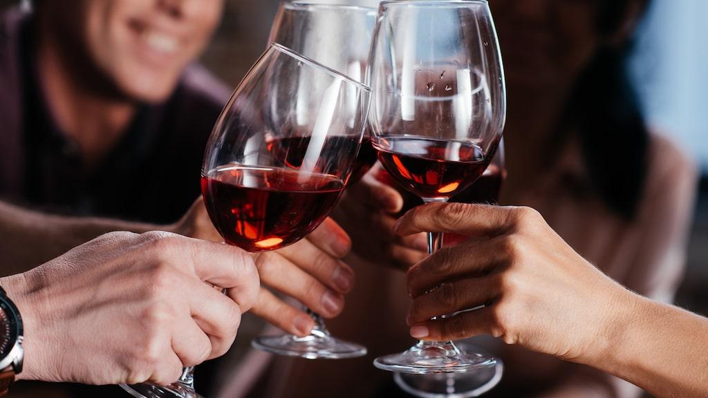 Rött vin är gott nu när hösten är här. Här under tipsar experten om prisvärda flaskor.