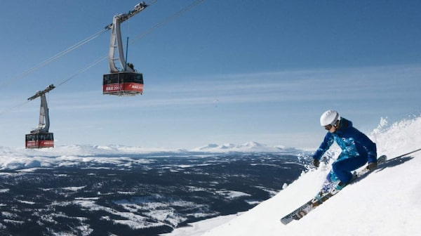 Åre kammade hem priser på World Ski Awards