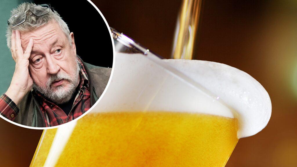 En öl med GW – om svenska folket får välja.