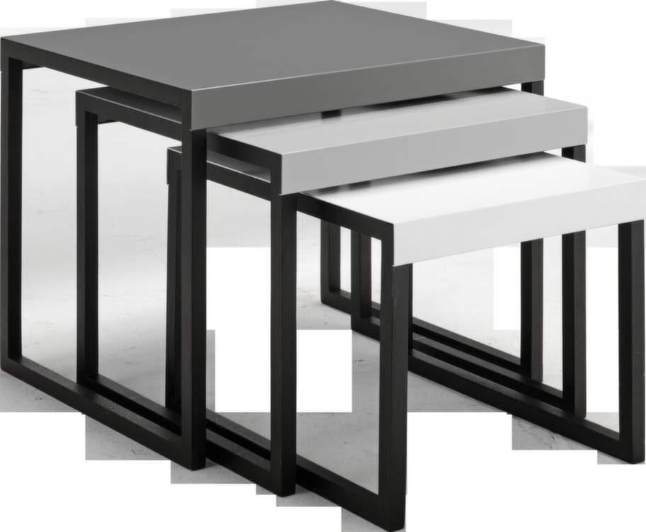 Satsbord i grått och vitt, 995 kronor, Habitat.