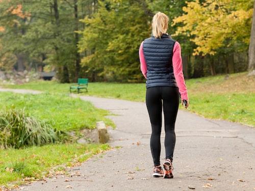 Promenader gör att du förmodligen kommer sova bättre.