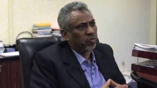 Eritreas utrikesminister dawit isaak lever
