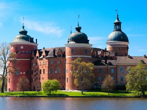 1500-talsslottet Gripsholm.