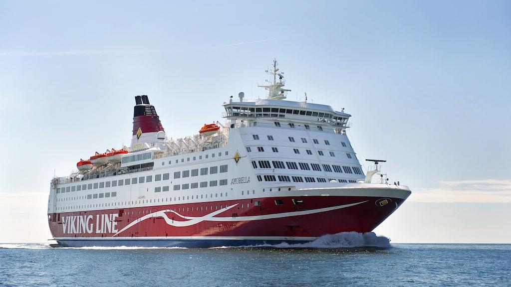 På Viking Line kan du kombinera fartygen Viking Grace och Amorella.