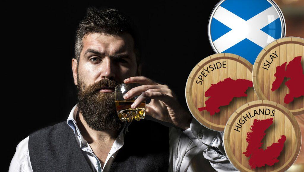 Speyside, Highlands eller Islay – har du koll på var skottska whiskyn kommer ifrån?