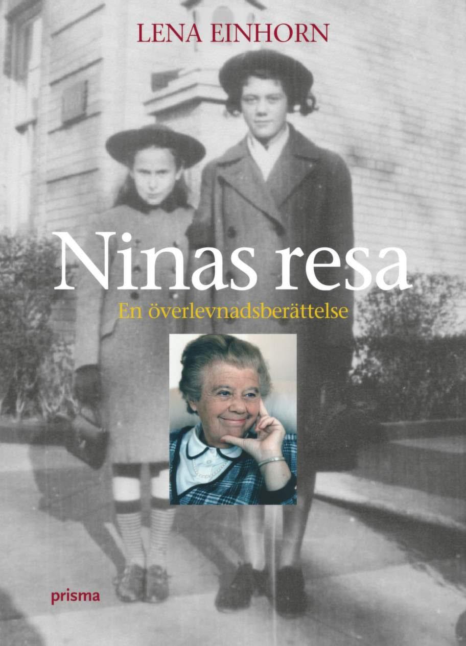 Ninas resa av Lena Einhorn, Norstedts<br>En sann berättelse om Nina som lever som vilken ung, levnadsglad flicka som helst när kriget bryter ut och förändrar livet, inte minst för Ninas familj som är av judiskt ursprung. En fantastiskt berättad historia om överlevnad - bokstavligen talat.