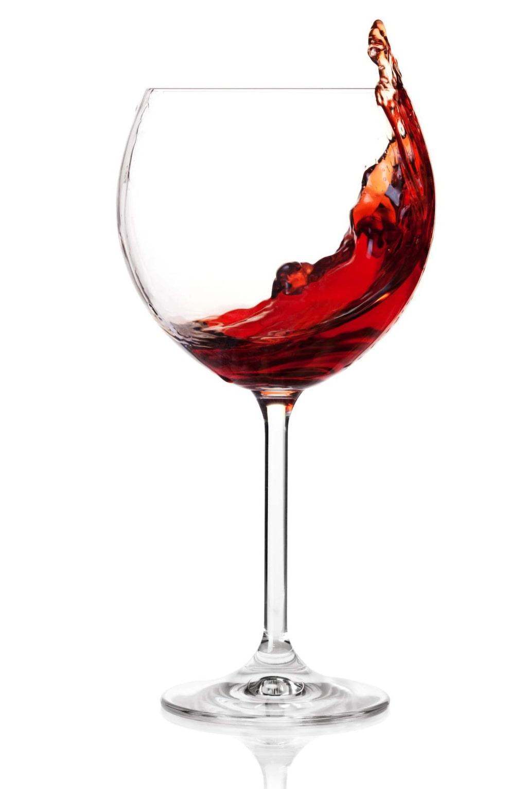 Som att inte borsta tänderna när de precis druckit vin…