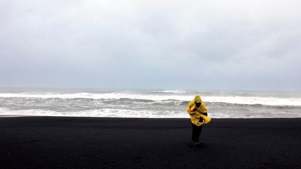 Island har inte haft värsta sommarvädret sedan 1914.
