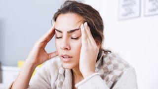 feber och ont i huvudet