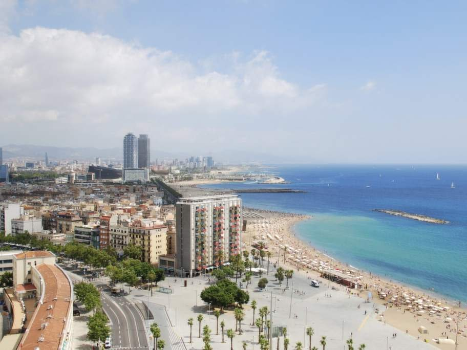 Barcelona har det mesta – stränder, shopping, intressant konst och trendiga barer.