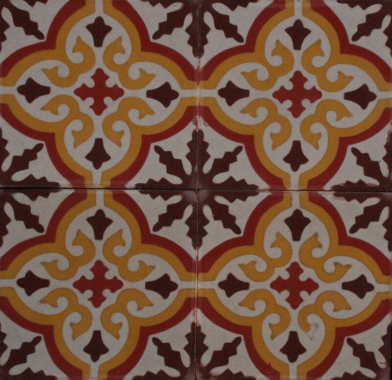 Marocko är sedan länge känt för vacker mosaik. Vill man ha inslag av det i sitt kök kan man sätta upp kaklet Voltaire apelsin, 1 083 kronor per kvadratmeter, marrakechdesign.se.