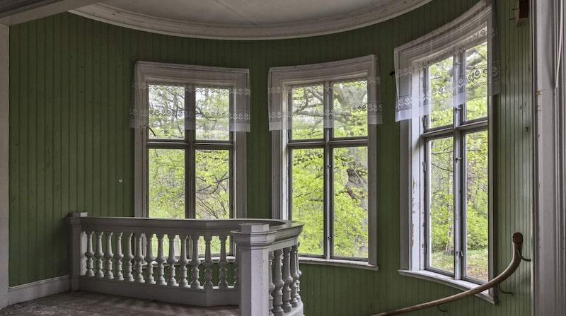 Huset är fyllt av inspiration från Axel Brandts resor till Frankrike.