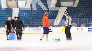 Fräscha SDHL: Djurgården-Luleå ställs in efter iskaos QG-16