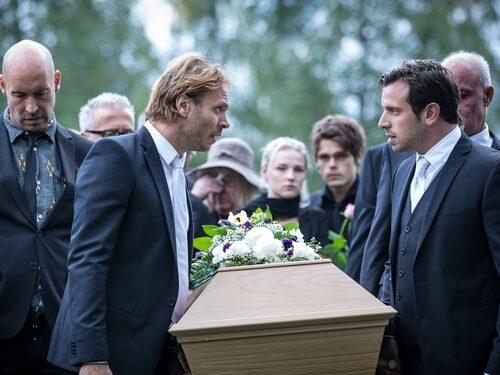 """Joel Spira spelar lillebror Oskar i SVT-serien """"Tjockare än vatten"""": """"Rollen som Oskar har blivit fantastisk, just för att jag har fått vara delaktig i att skapa den. Jag gick i gång på att allting var så dubbelt med honom""""."""