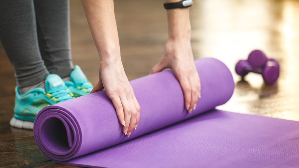 Yoga är en enkel och sund form av träning som ALLA kan praktisera.