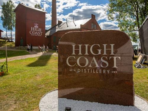 I Ångermanland görs även whisky av toppkvalitet.