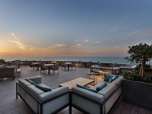 Lyxhotellet The Setai Tel Aviv ligger nära stranden och gamla stan i Jaffa.
