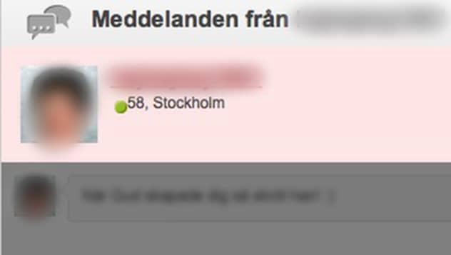 Horor I Stockholm Dejtingsajter