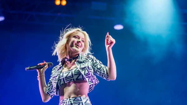 Zara Larssons succé på Way Out West