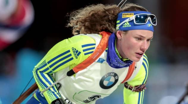 Hanna Öberg först ut i skidskytte-VM