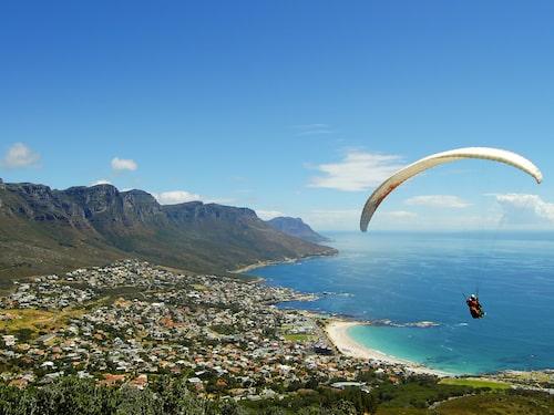 Vackra Kapstaden har drabbats av en mordvåg.
