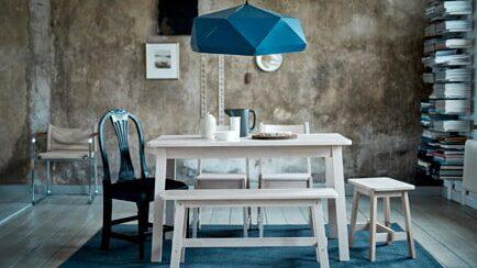 """Behöver du en till """"Norråker"""" bänk? Passa på nu - många möbler ur serien kommer snart att plockas bort från varuhusen."""