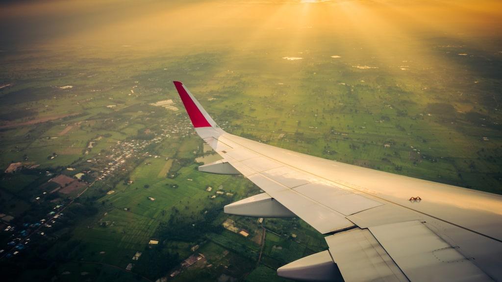 Fotografen Páll Jökull rekommenderar att du tar med vingeln i bilden för att framhäva landskapet mer.