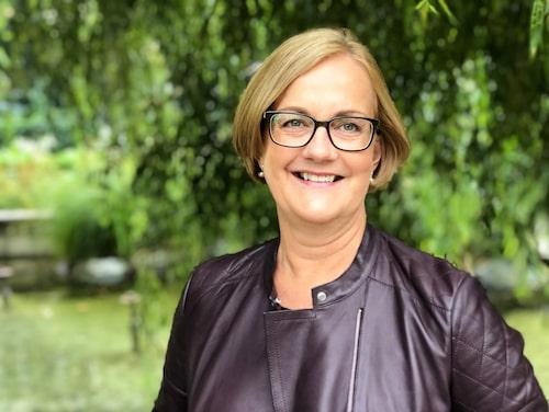 """""""Prata med andra föräldrar om var man ska lägga nivån"""", tipsar Ingela Gabrielsson."""
