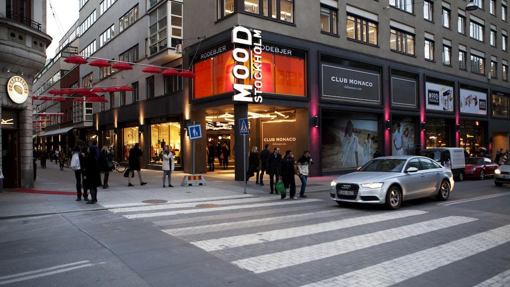 Den nya butiken Ikea Kök kommer ligga i Mood-kvarteret.