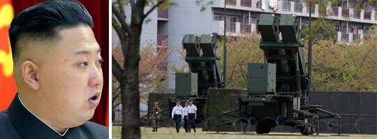 Sydkorea nordkorea rustar vidare
