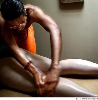 naken massage
