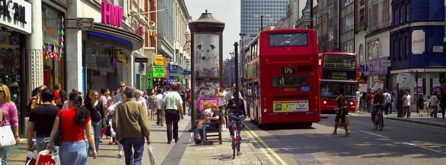 LONDON. Vi hjälper dig hitta guldkornen i världens bästa shoppingstad