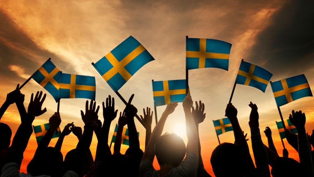 Sverige närmar sig 10 miljoner invånare med stormsteg.