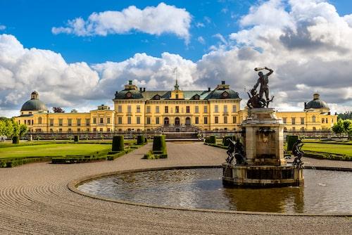 Kaféet Karamellan ligger intill Drottningholms Slott.