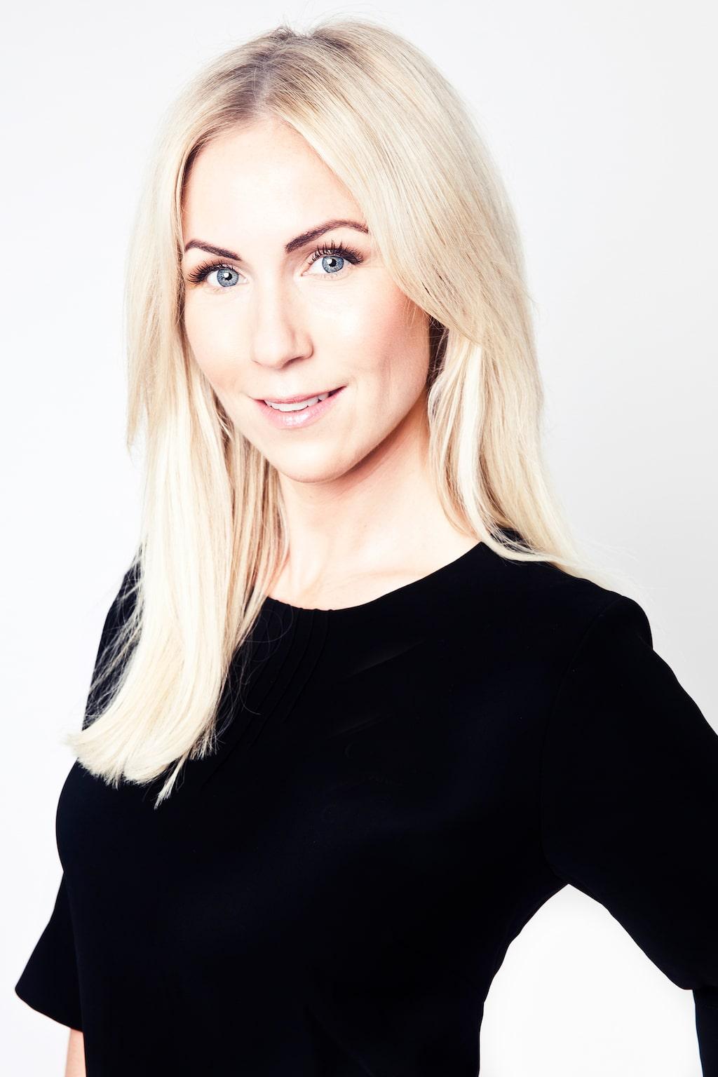 Annica Forsgren Kjellman är hudterapeut och grundare av Skincity, en hudvårdsåterförsäljare på nätet.